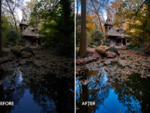 landscape capture one pro editing styles