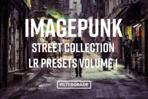 Imagepunk Street Collection Lightroom Presets Volume 1