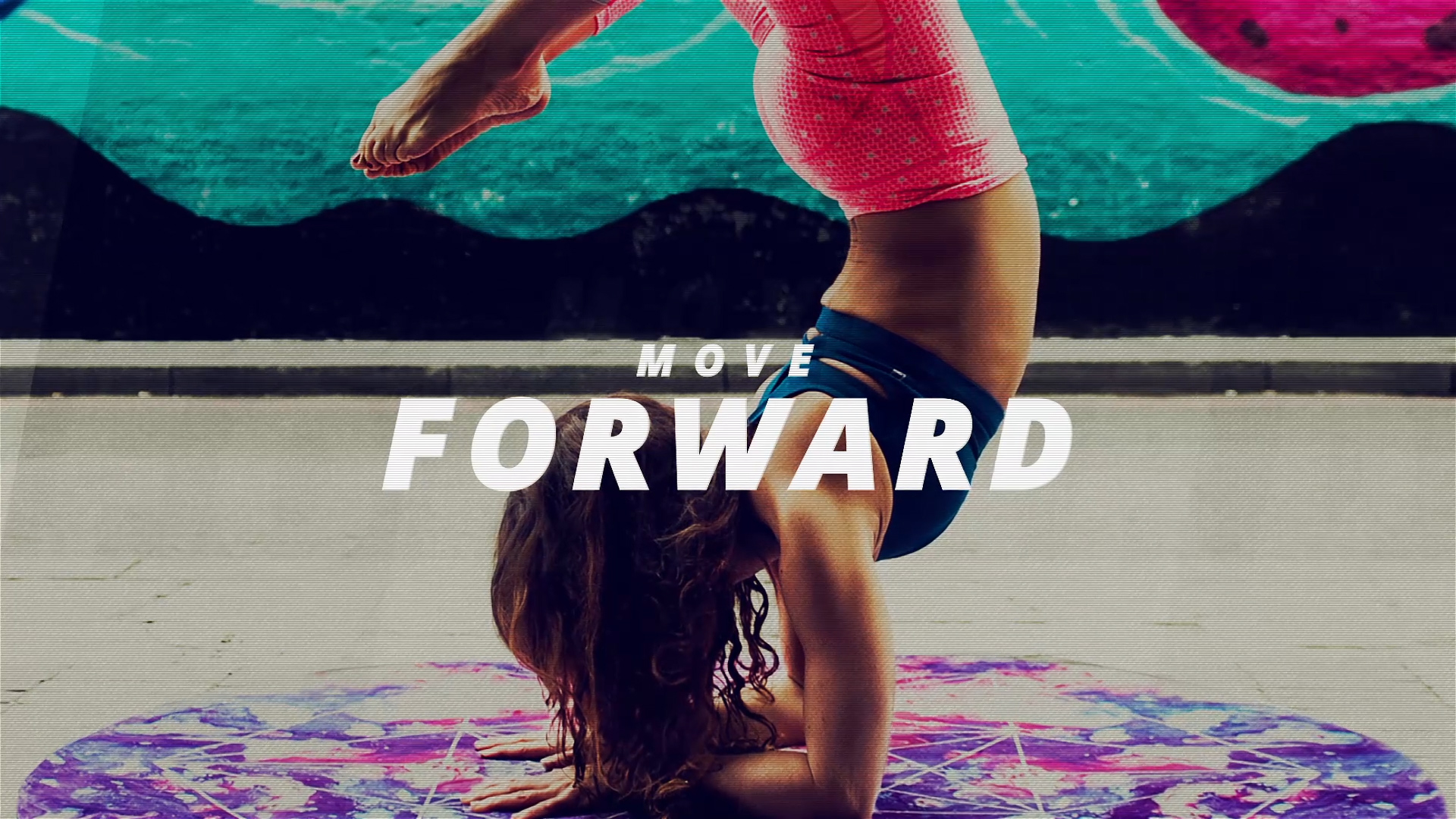 motivation promo ae template