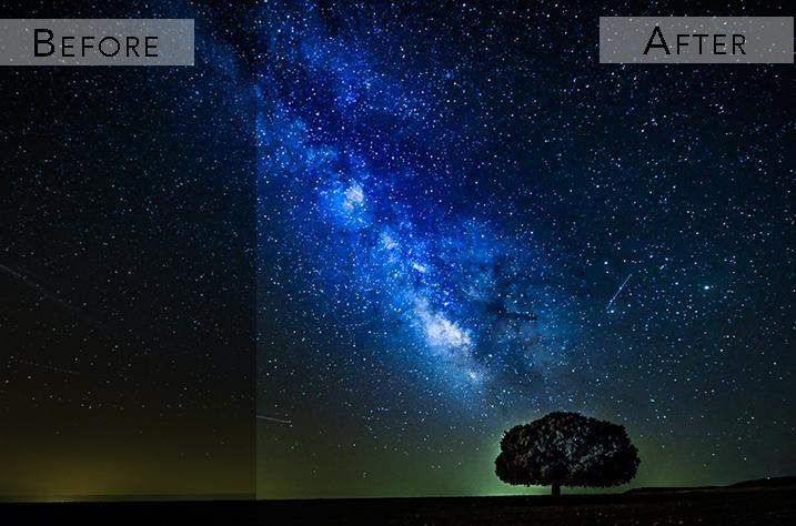 astrophotography imagepunk