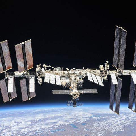 Oleg Artemyev photo of International Space Station
