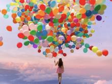 3 Nois7 Helium Balloon Photo Overlays - FilterGrade