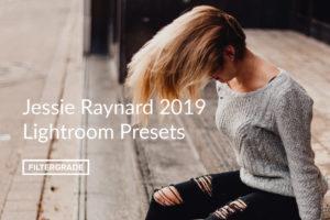 Jessie Raynard 2019 Lightroom Presets