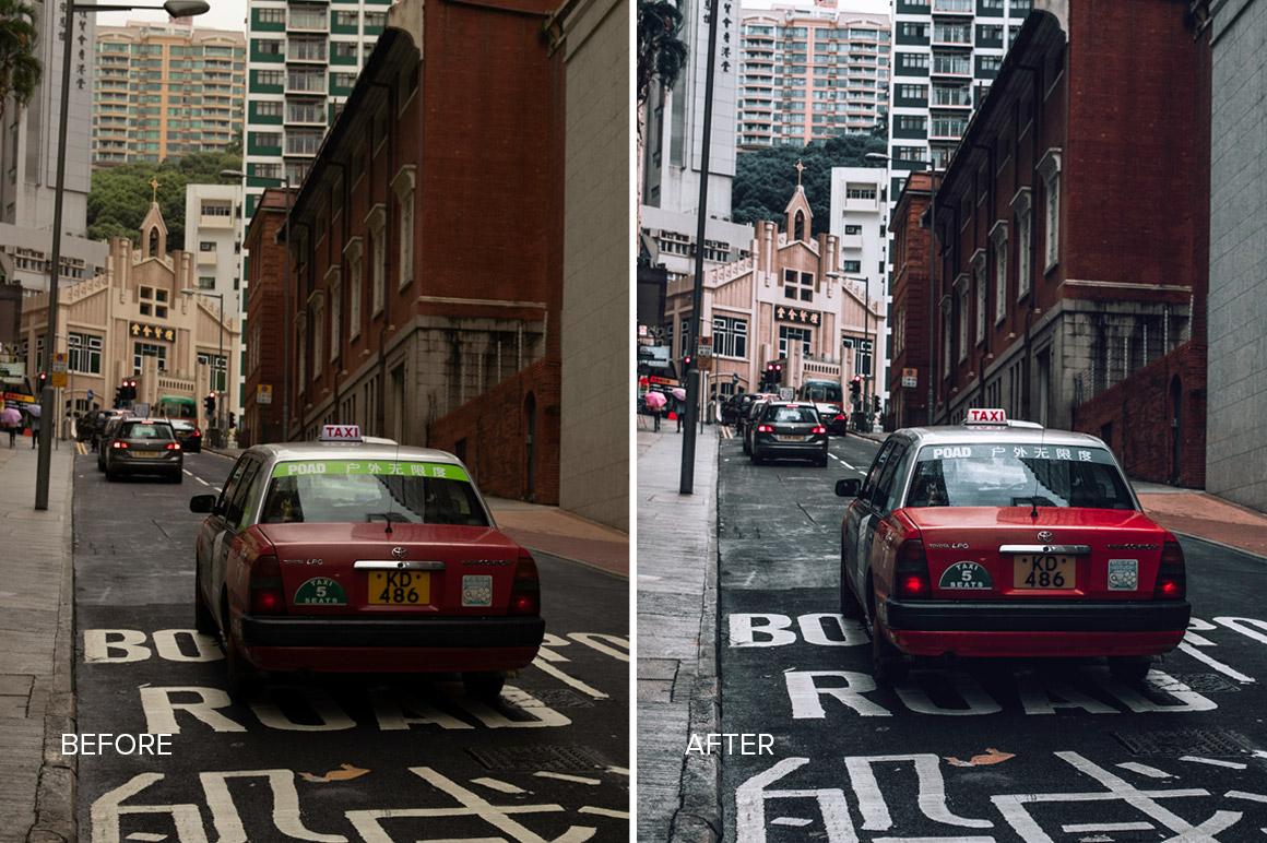 hong kong city photography