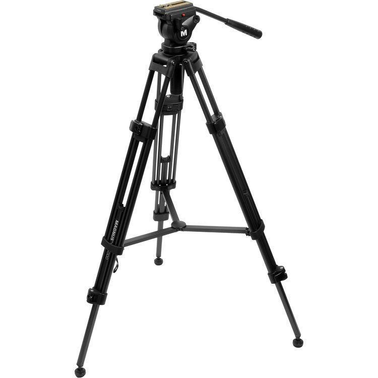 Magnus VT-4000 Professional tripod for video