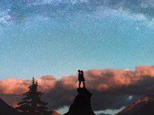 2 Nois7 Stars & Night Skies Photo Overlays - FilterGrade