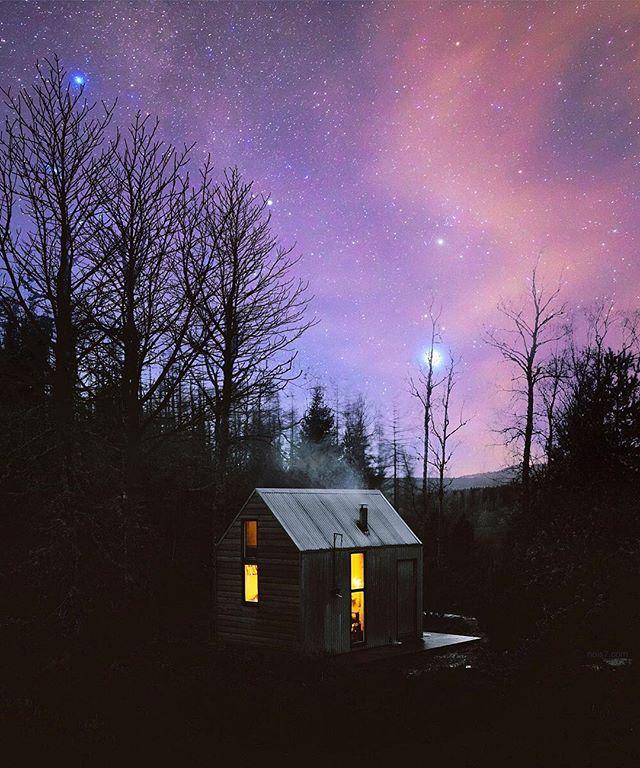 5 Nois7 Stars & Night Skies Photo Overlays - FilterGrade