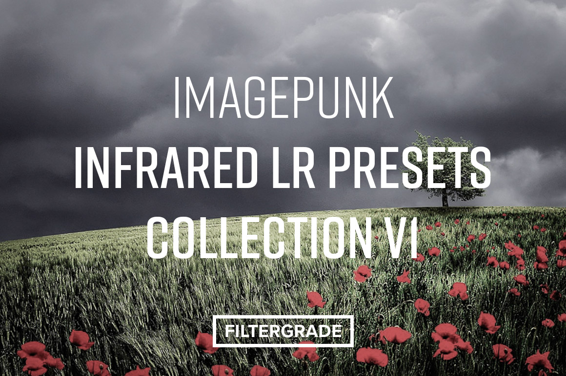 Imagepunk Infrared Lightroom Presets