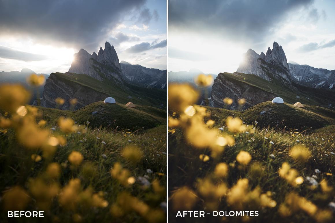 Dolomites-@evolumina-Alps-Lightroom-Presets-FilterGrade