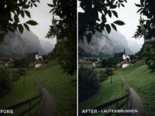 Lautterbrunnen-@evolumina-Alps-Lightroom-Presets-FilterGrade