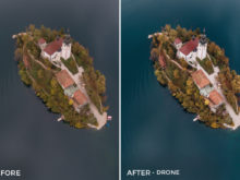 Drone-@evolumina-Autumn-Lightroom-Presets-FilterGrade