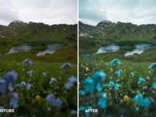 scenic nature presets