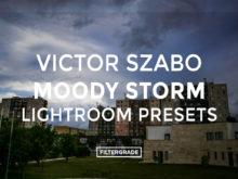 Viktor-Szabo-Moody-Storm-Lightroom-Presets-FilterGrade
