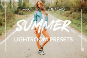 ProGradeFilters Summer Lightroom Presets and Mobile