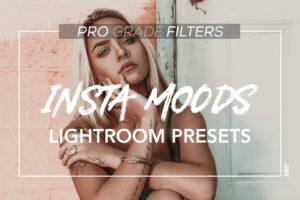 Insta Moods Lightroom Presets ProGradeFilters