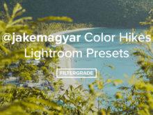 @jakemagyar color hikes lightroom presets