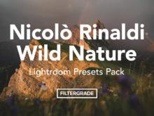 Nicolo Rinaldi Wild Nature Preset Pack