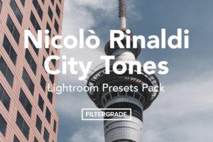 Nicolo Rinaldi City Tones Presets Pack