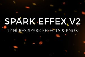 Spark Effex V2 - Spark Effects PNGs