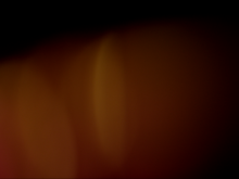 glass gaussian video overlays