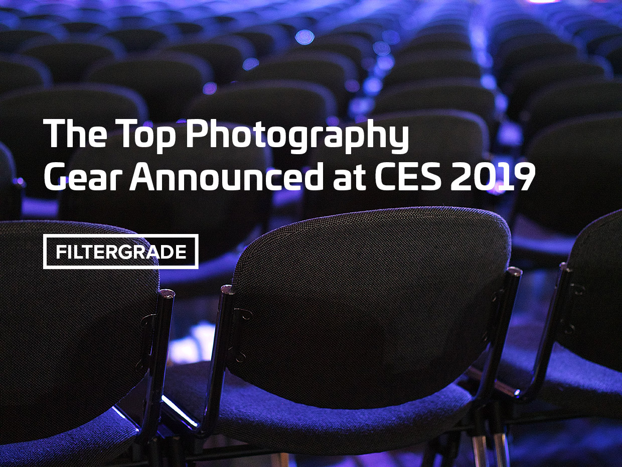 The Top Photography Gear Announced at CES 2019