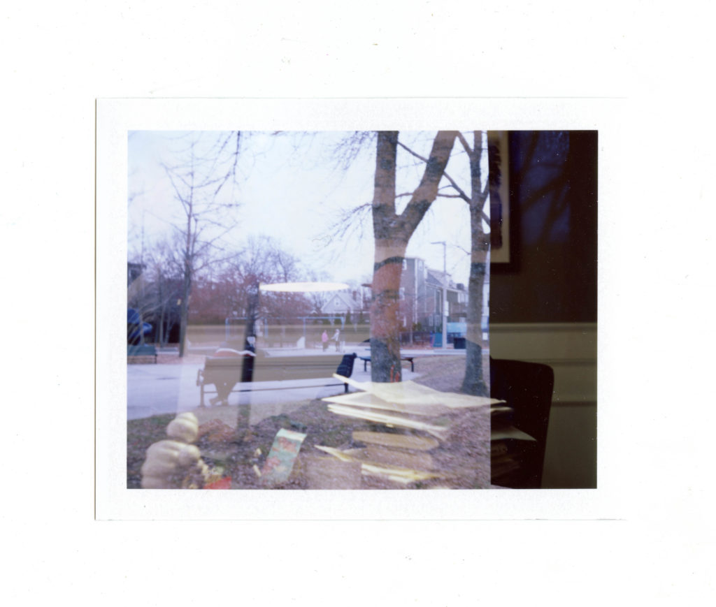 Accidental Double Exposure - Polaroid 104 Land Camera Review - FilterGrade