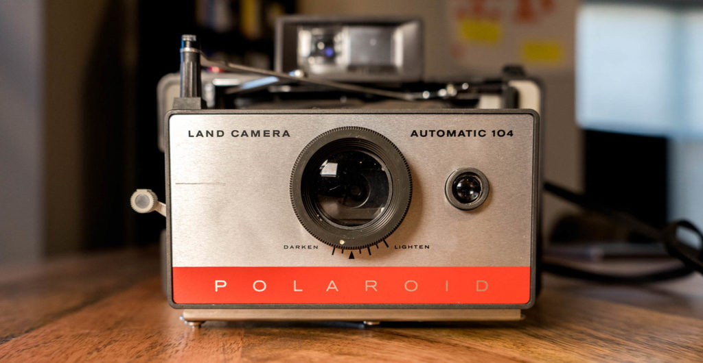 Light Meter System - Polaroid-104-Land-Camera-Review-FilterGrade