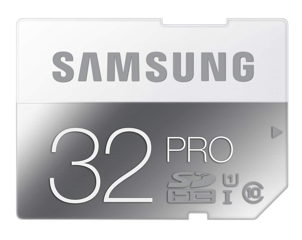 32gb samsung sd card pro