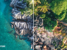 tropical drone presets