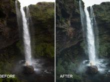 waterfall preset