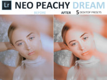 neo peachy dream presets