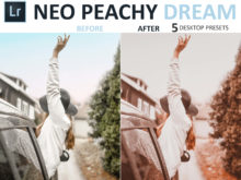 peachy dream effects