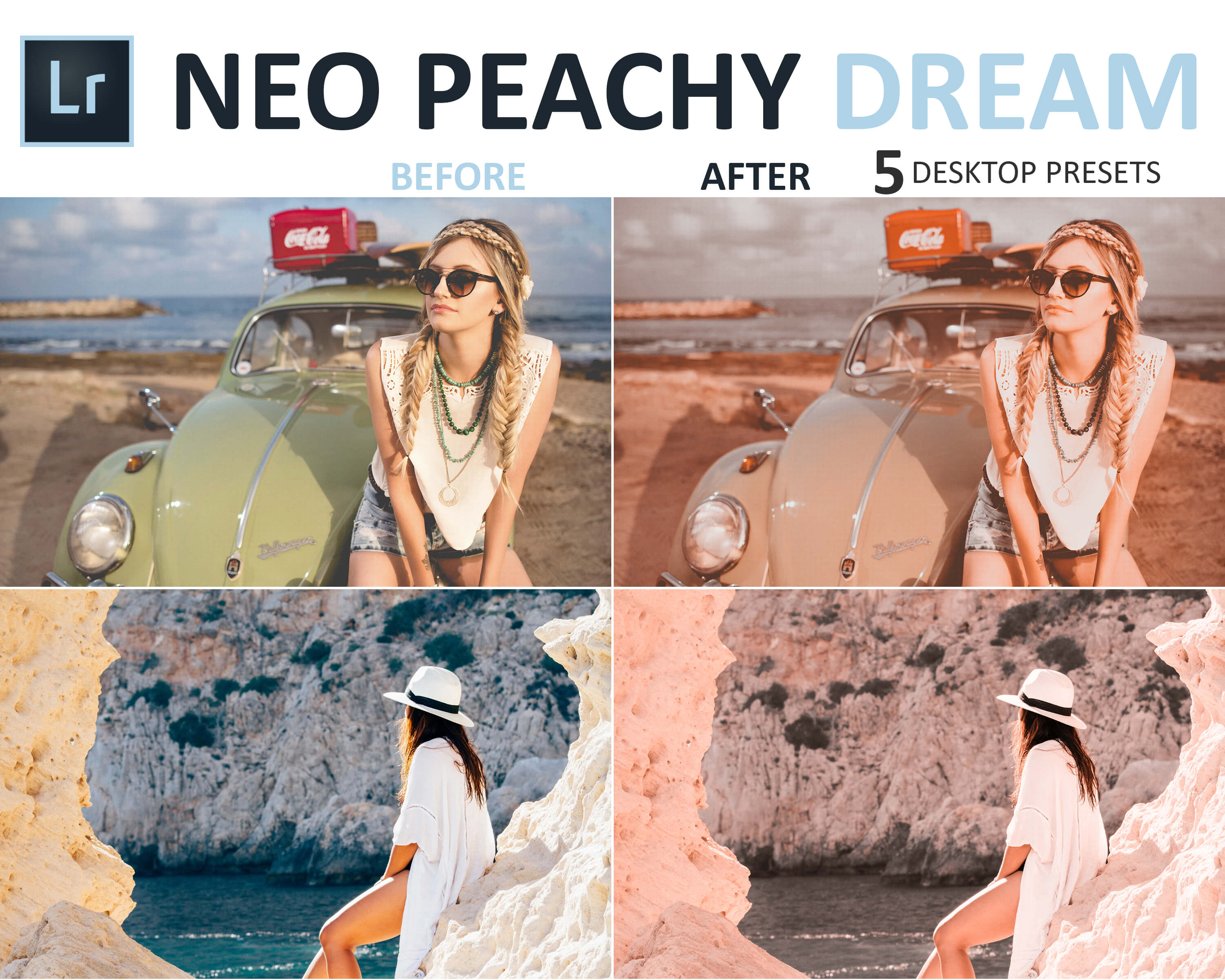 neo peachy effects