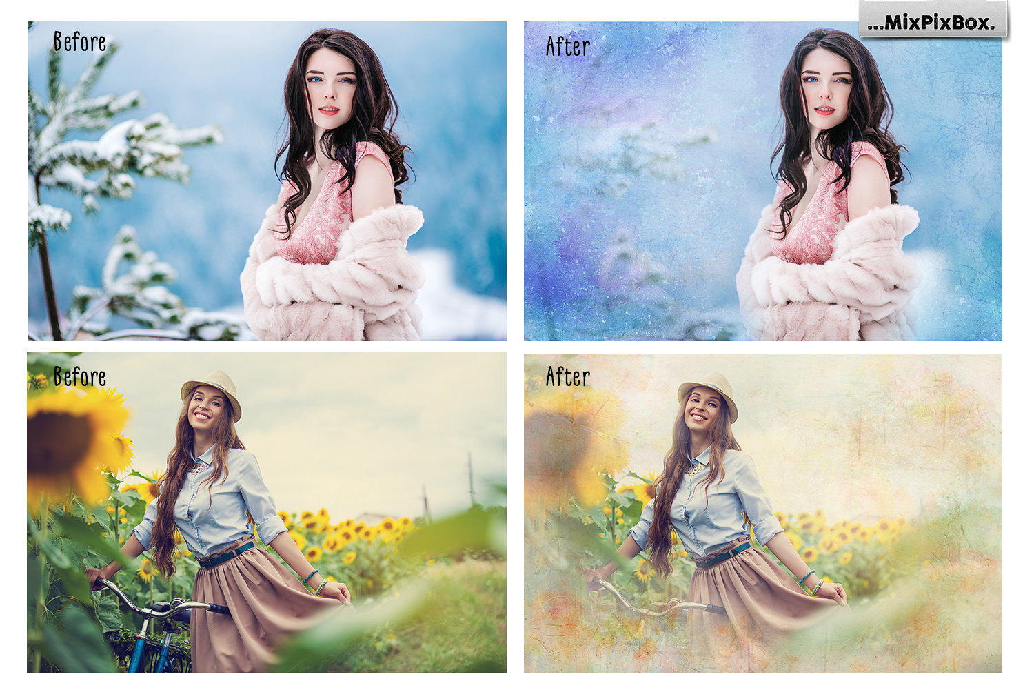 pastel painting effects for photographers