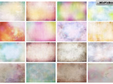pastel textures bundle