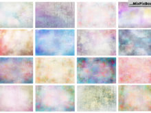 pastel photo overlays bundle