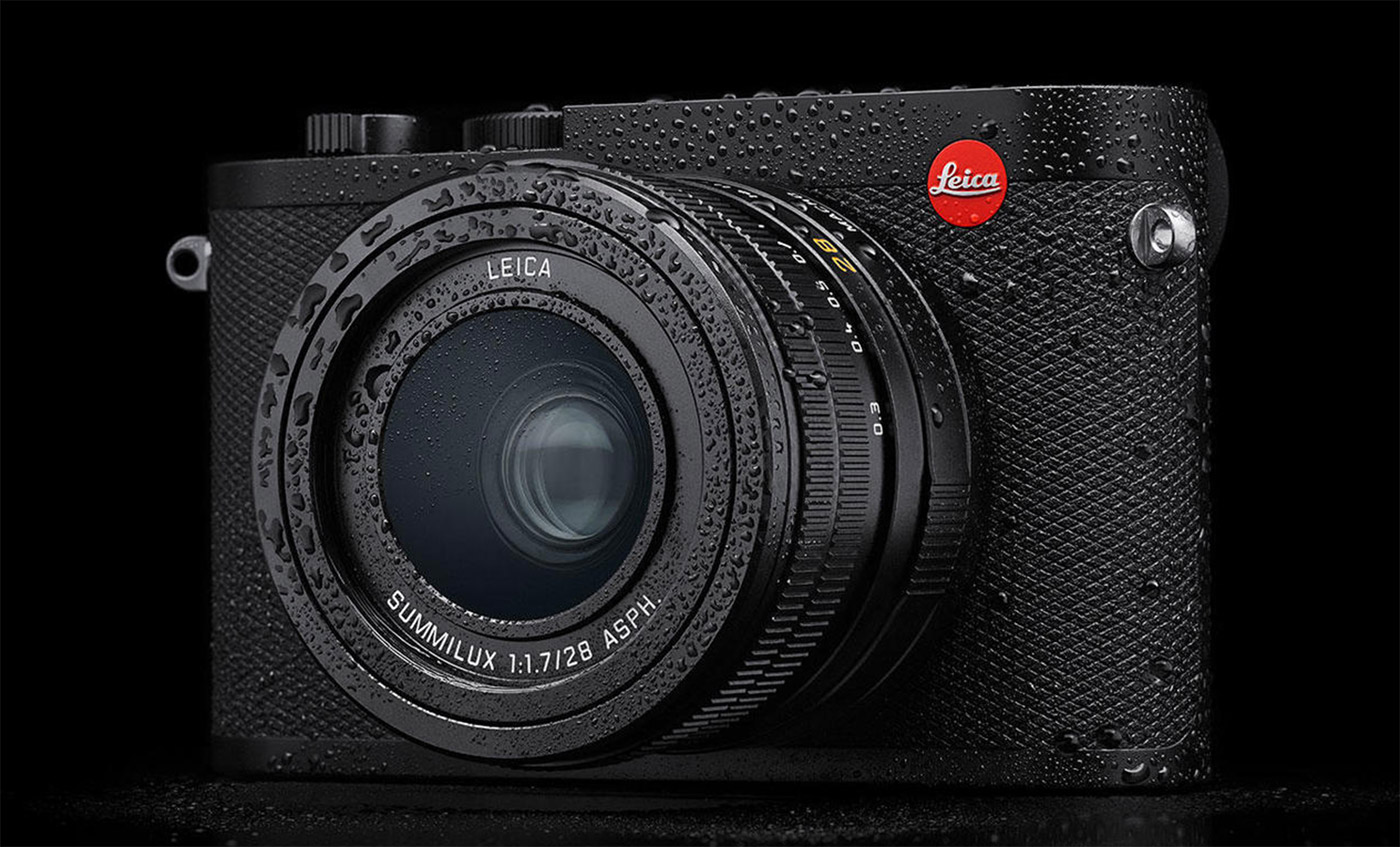 New Leica Q2 compact camera