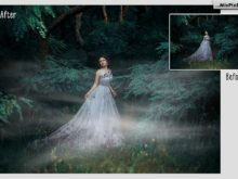 fog effect photo overlays by mixpixbox