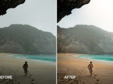 beach travel effects