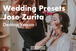 Jose Zurita Wedding Presets