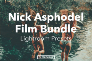 Nick Asphodel Film Lightroom Presets Bundle