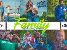 Family Lightroom Presets by Zelensky