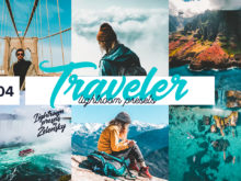 Traveler Lightroom Presets by Zelensky