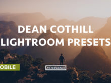 Dean-Cothill-Lightroom-Mobile-Presets-FilterGrade