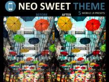 neo sweet presets for mobile