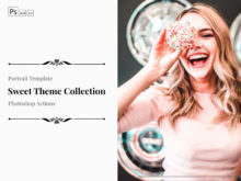 Neo Sweet Theme PS Actions & LUTs Bundle