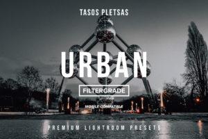 Tasos Pletsas Urban Lightroom Presets (Desktop + Mobile)