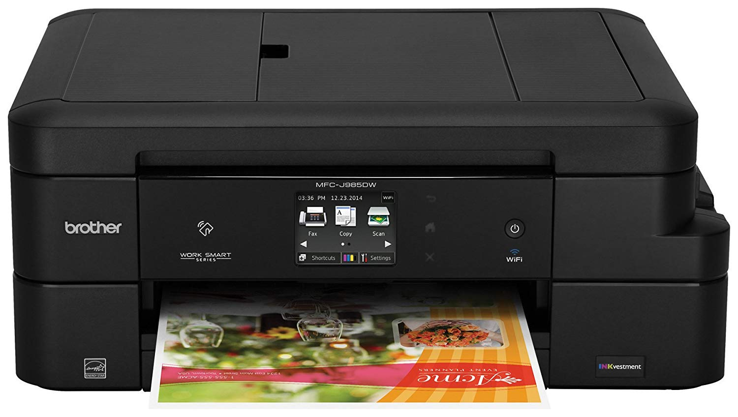 1 Brother The Best Photo Printers of 2019 - FilterGrade
