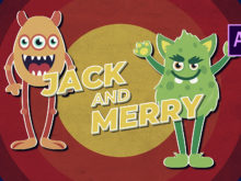 Cartoon Old School Promo After Effects Template