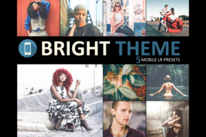 Neo Bright Theme Mobile Lightroom Presets